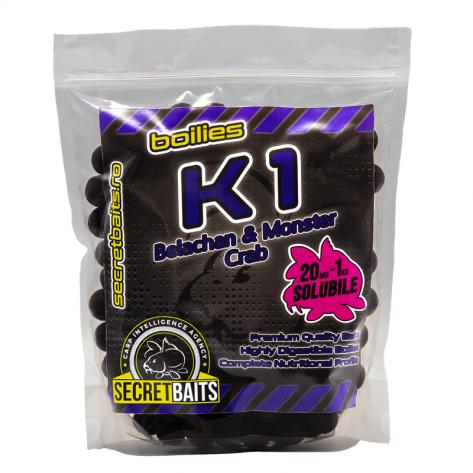 Secret Baits K1 Soluble Boilies