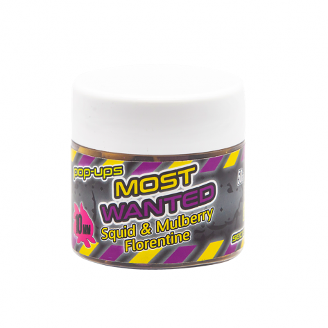Secret Baits Most Wanted Pop-up