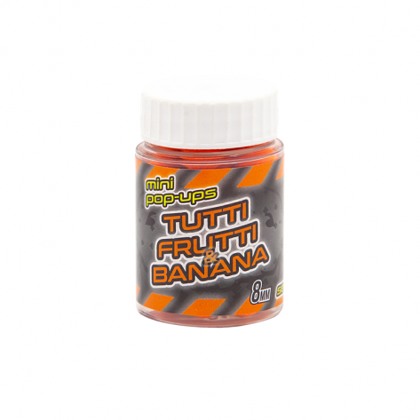 Secret Baits Tutti Frutti & Banana Pop-ups 8mm
