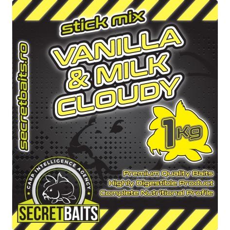 Secret Baits Vanilla Milk Cloudy Stick Mix