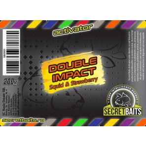Secret Baits Double Impact Activator