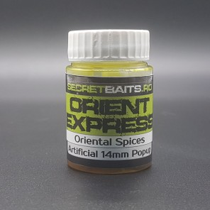 Secret Baits Artificial Popup 14mm Orient Express Flavour