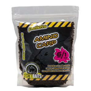 Secret Baits Amino Carp Pellets