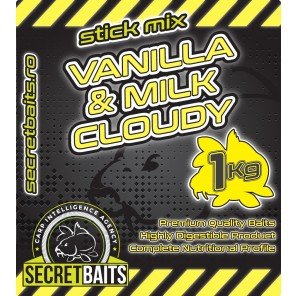 Secret Baits Vanilla Milk Cloudy Stick Mix